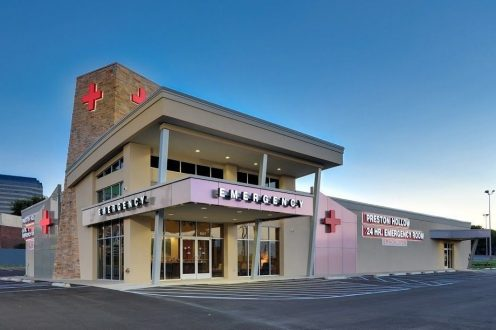 Preston Hollow ER - Epoch Construction Services Houston