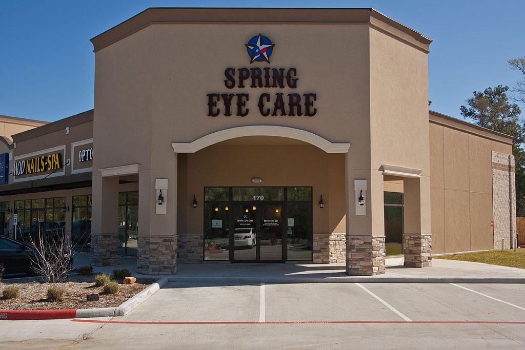 Spring Eye Care - Epoch Construction Services Houston